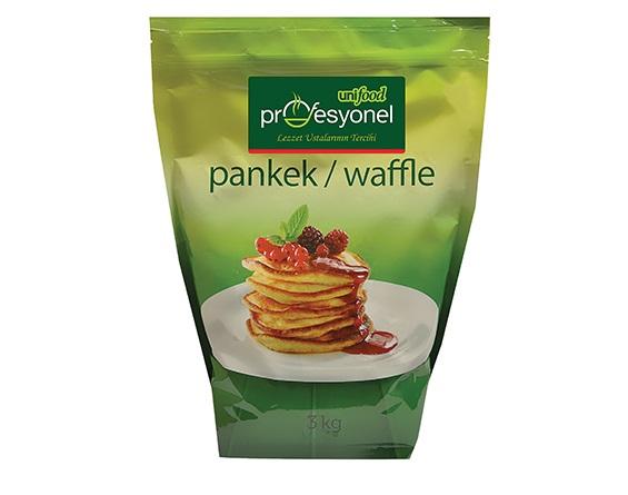 unıfood pankek waffle toz