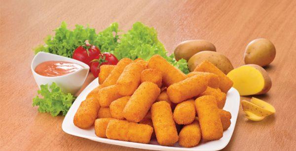 PatatesParmakKroket